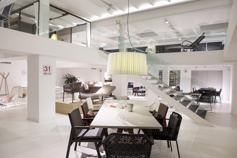 kettal barcelona renueva su showroom equipamiento hostelero On kettal barcelona