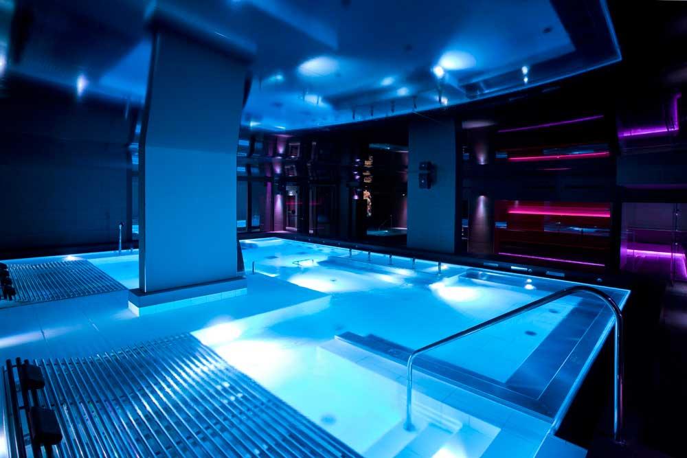 Rosa gres renueva el nick spa de barcelona equipamiento - Spa aguas de barcelona ...