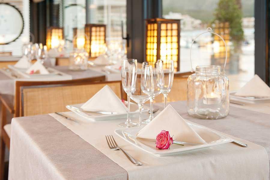 Tendencias vestir la mesa del restaurante equipamiento for Vajilla para restaurante