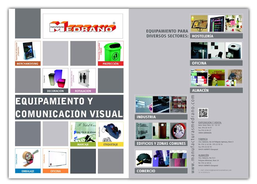 Manufacturas medrano presenta su nuevo cat logo 2014 2015 for Espejo hostelero