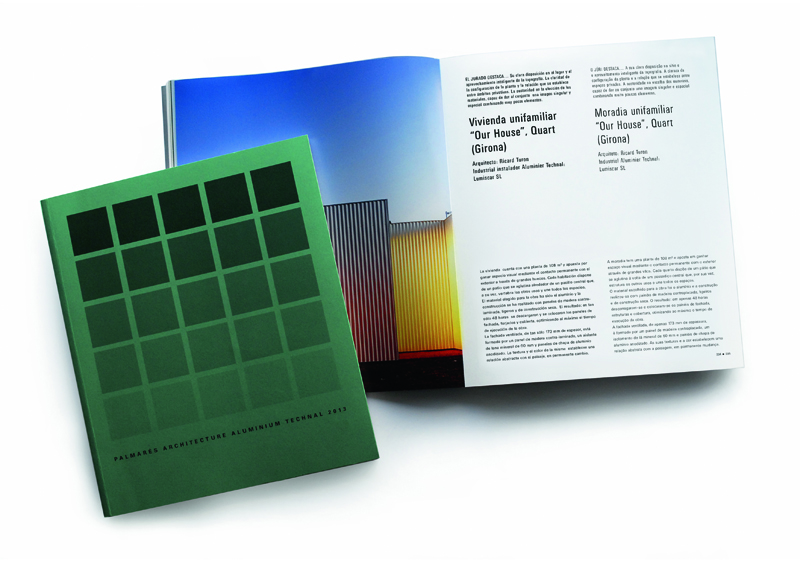 Technal edita un nuevo libro de arquitectura for Libro de dimensiones arquitectura