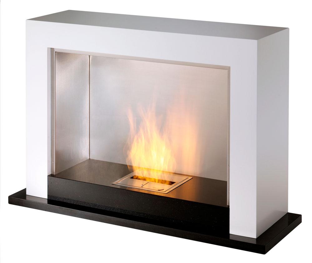 Dise 241 O Con Fuego Con La Chimeneas Ecosmart Fire