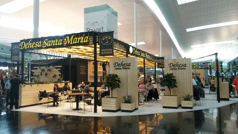 Gac 3000 diseña un local de restauración del Aeropuerto de Barcelona ...