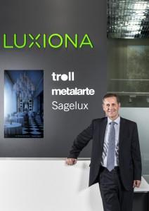 Javier Santafe-nuevo Dtor Gral Corporativo Luxiona