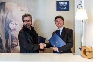 Grohe firma un acuerdo de colaboraci n con el coam for Tarifa grohe 2017