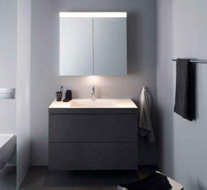 Nuevos muebles espejos de duravit equipamiento hostelero for Espejo hostelero