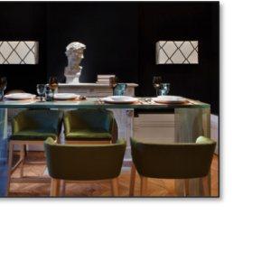 Gancedo colabora con casa decor equipamiento hostelero for Espejo hostelero