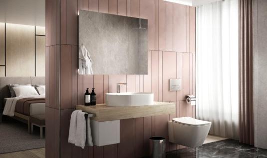 Ideal Standard lanza sus muebles modulares Adapto