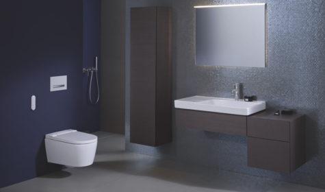 Geberit amplía su 'smart toilet' AquaClean Sela