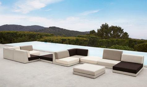 Ramón Esteve diseña el sofá Pixel para Vondom