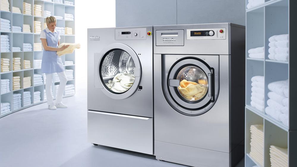 miele lavadora hostelería