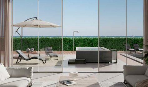 Outdoor Spa, la nueva gama de complementos de Novellini